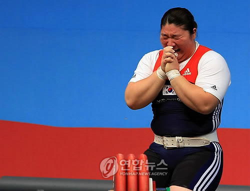 Drama About Female Weightlifter Criticized For Lookism