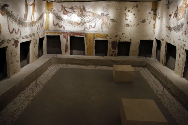 Lebanon's national museum reveals long-hidden treasures