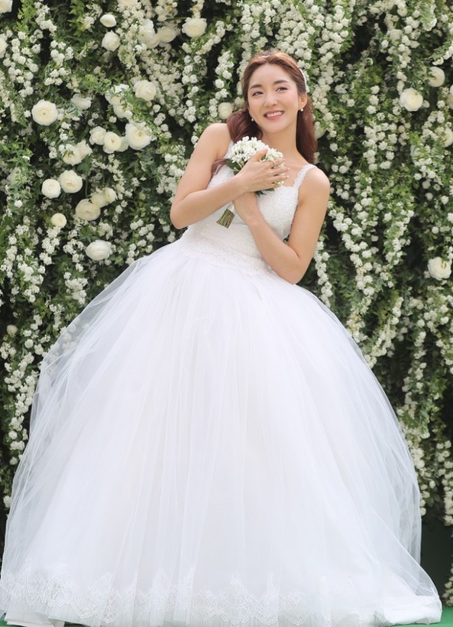 S E S Bada Walks Down Aisle