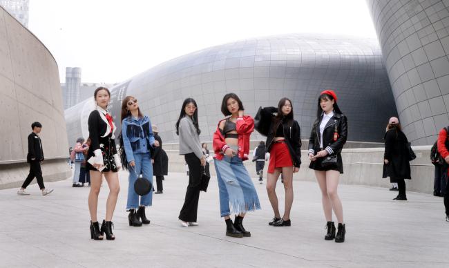 Eye Plus Streets Of Fashion Passion
