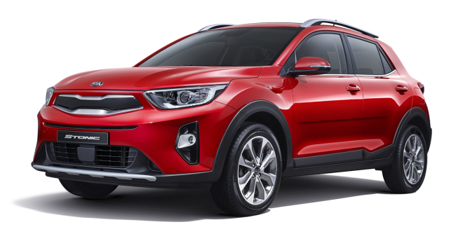 kia to launch stonic suv in korea next month. Black Bedroom Furniture Sets. Home Design Ideas