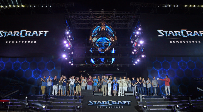 Starcraft: Remastered' prelaunches in Korea