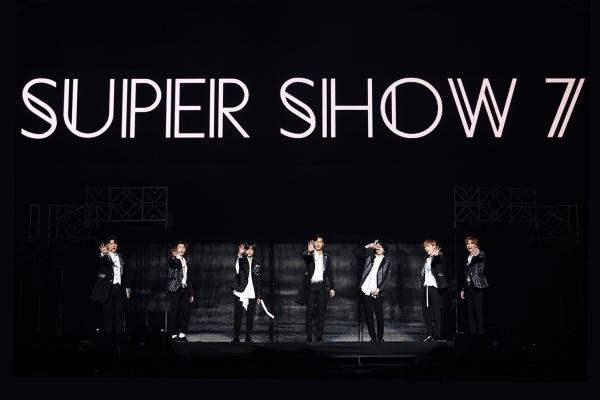 Super Junior wraps up 'Super Show 7' in Seoul