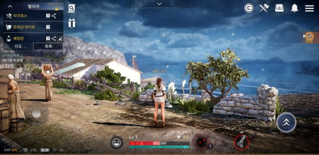Pearl Abyss launches 'Black Desert Mobile' in Korea