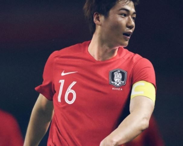 e6f24f815 Korea unveils new kit for 2018 FIFA World Cup