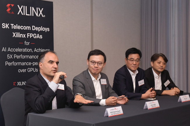 SKT adopts Xilinx's neural processing unit to boost AI - The