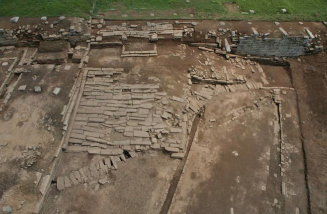 North and South Korea to Jointly Excavate Ancient Palace Site - image 20180911000595_0 on https://universegap.com