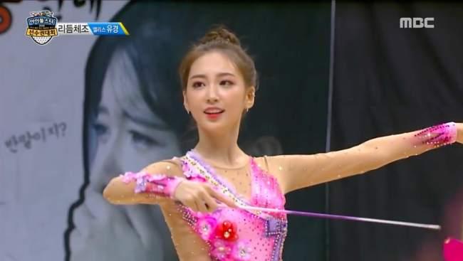 K-pop stars flaunt athletic agility in 'Idol Star Athletics