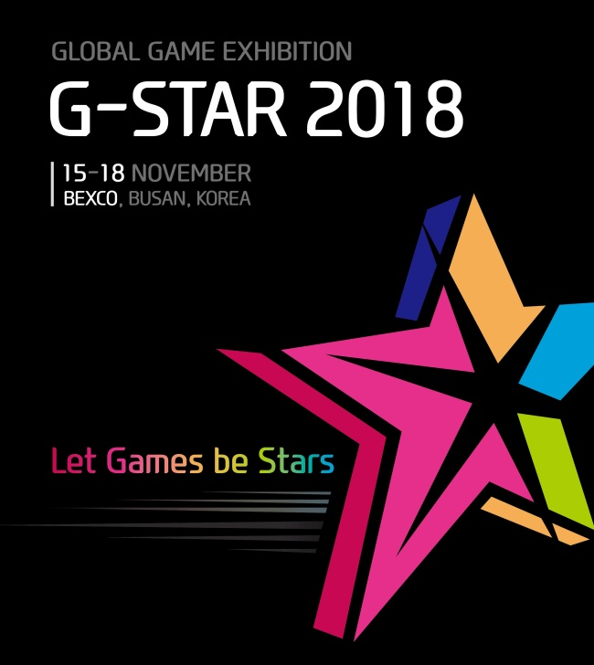 Korea's largest game convention G-Star 2018 to kick off in Busan