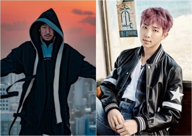 Drunken Tiger's new song featuring RM tops US iTunes' hip-hop chart