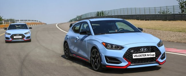 Hyundai Veloster N off to solid start in Korean market