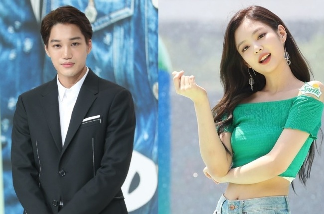 Exo S Kai And Black Pink S Jennie Reportedly Dating