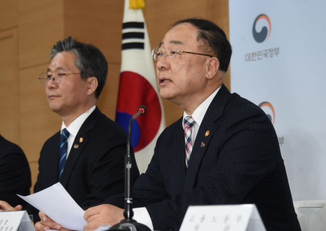 S  Korea to offer incentives to firms over job creation