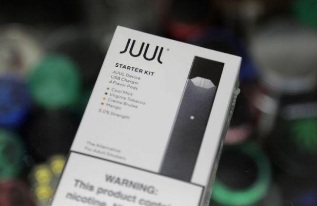 E-cigarette maker Juul Labs seeks Korean market entry