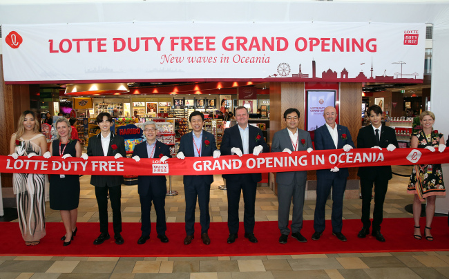 Lotte Duty makes inroads into Australia, NZ