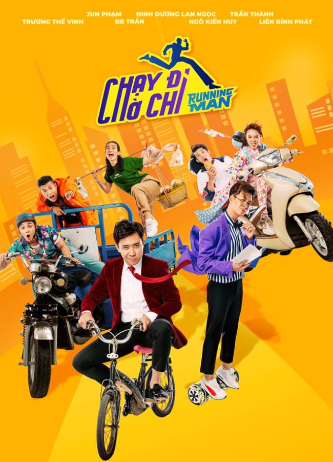 Vietnamese version of Korean TV show 'Running Man' goes on
