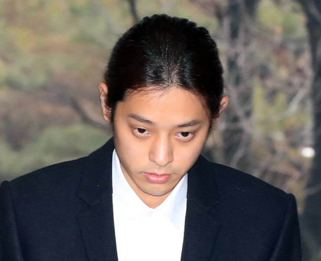 nouvelle arrivee 37916 255b9 Jung Joon-young indicted on spycam charge