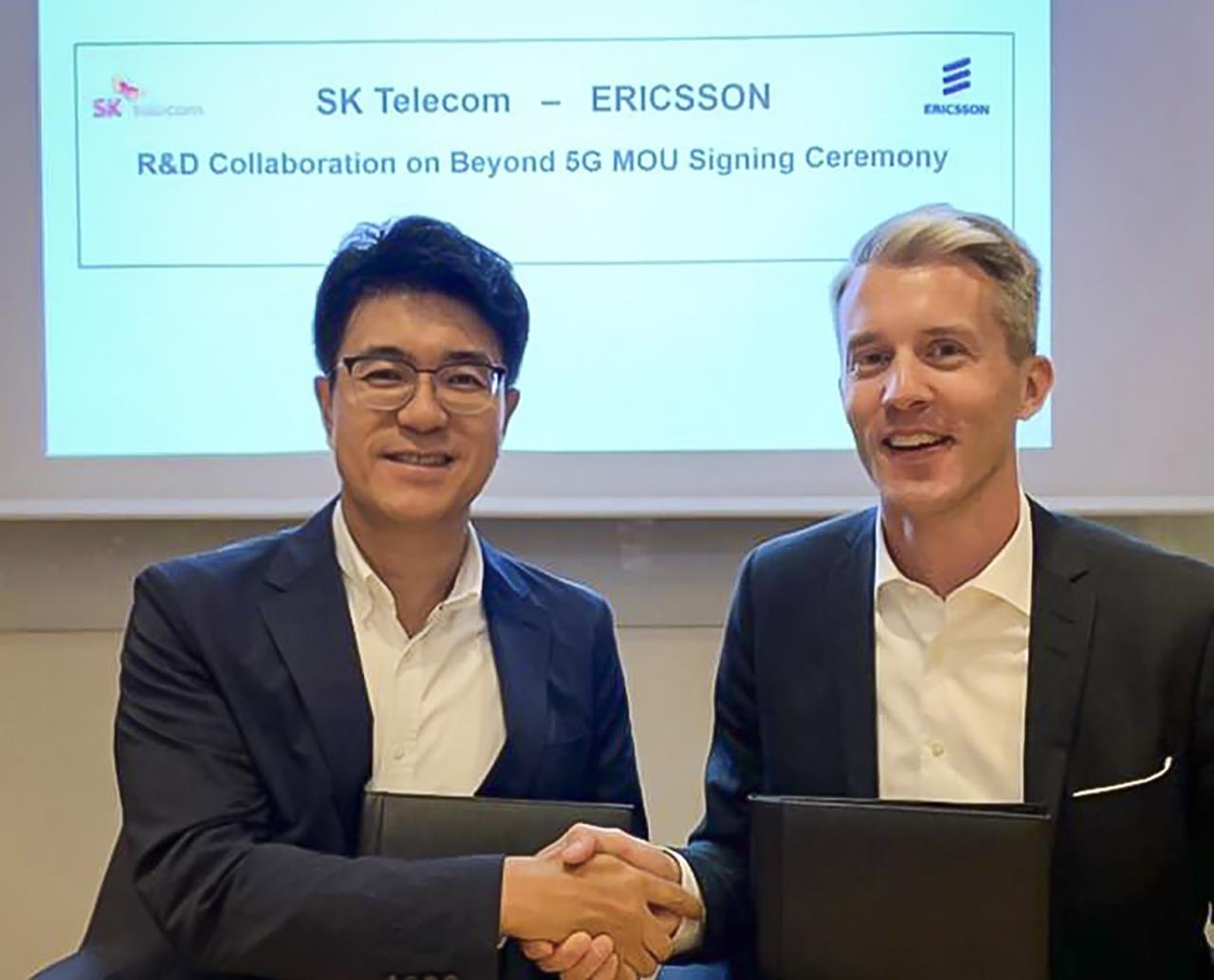 SKT to develop 6G network tech with Nokia, Ericsson
