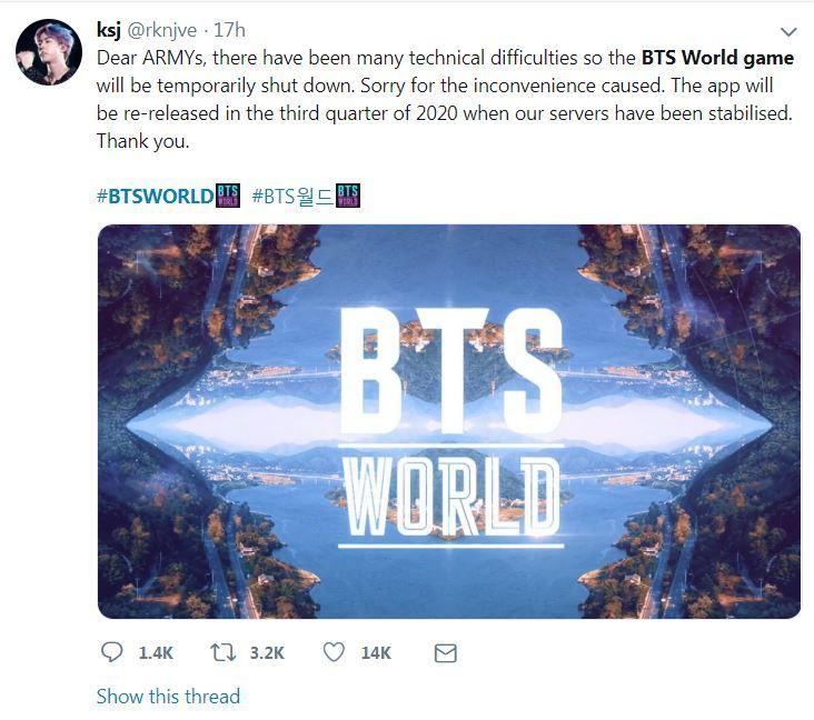 BTS World gets mixed reactions