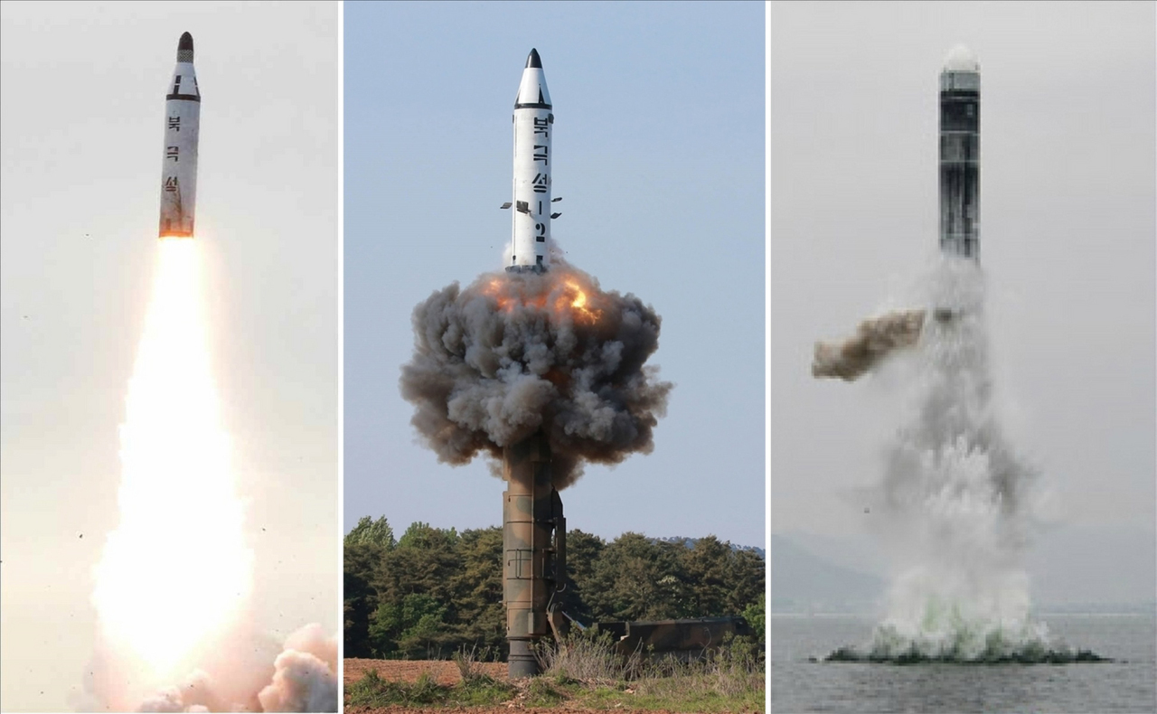 North Korea's New Nuclear Missile – Pukguksong-3