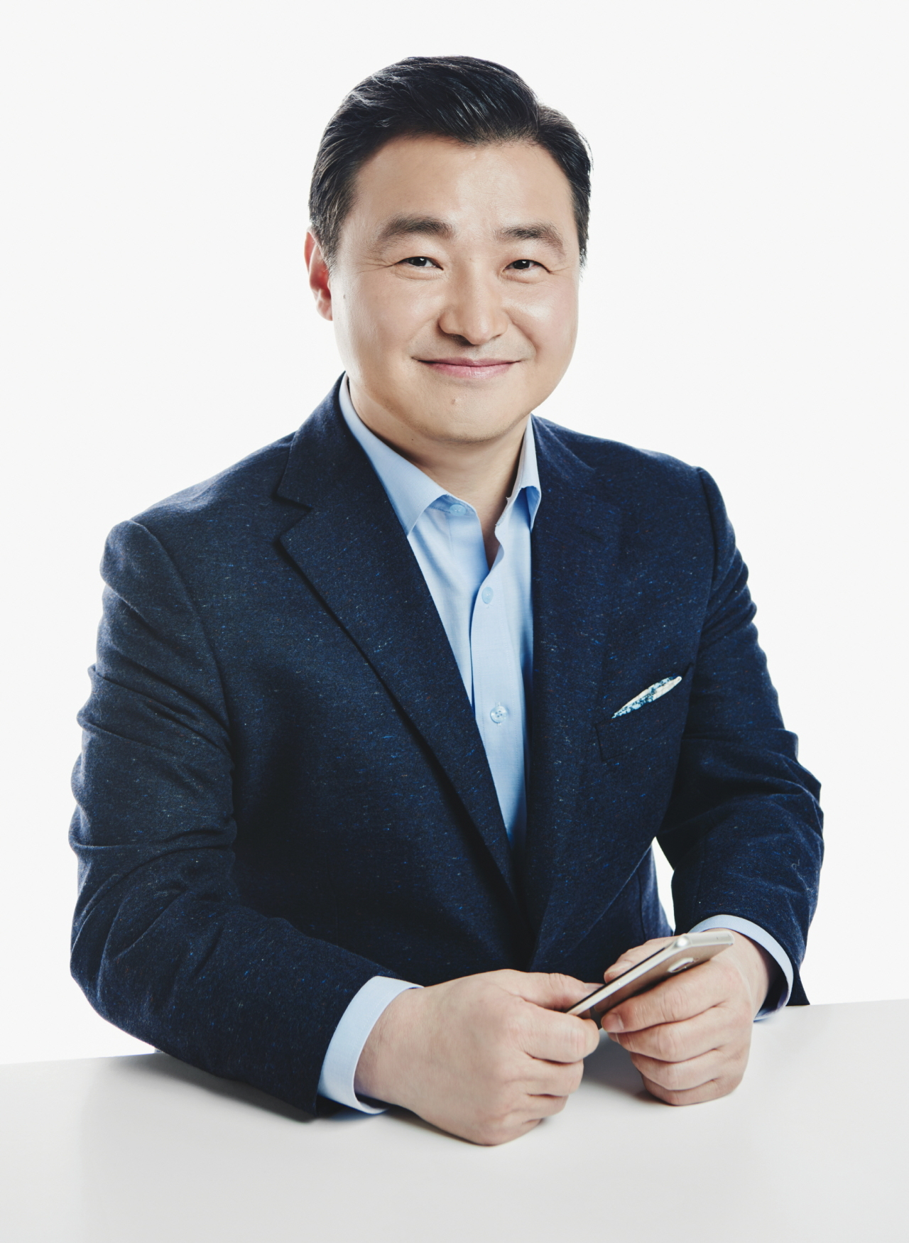 Samsung taps new smartphone biz head, seeks stability - The Korea Herald