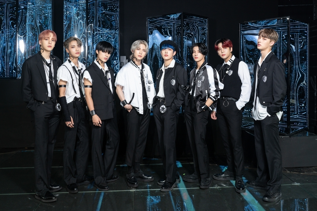 Ateez opens new chapter with 'Inception' - The Korea Herald