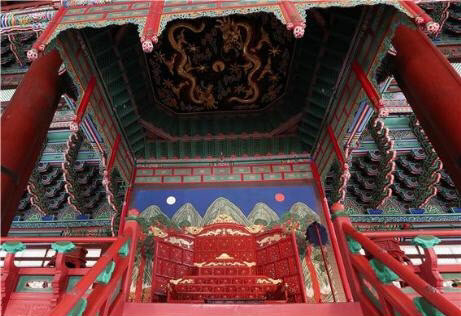 Image of article 'Gyeongbokgung's main throne hall to open to public for 10 days'