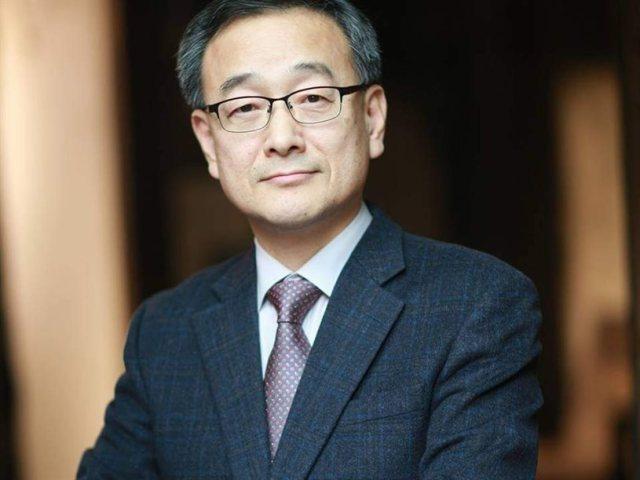 Jung Eui-jung, head of the Korea Stockholders Alliance