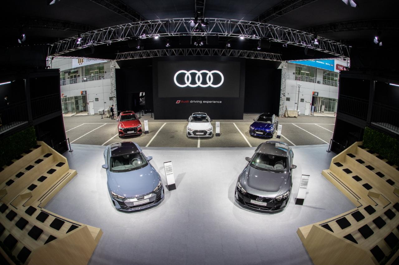 Audi vehicles(Audi Korea)