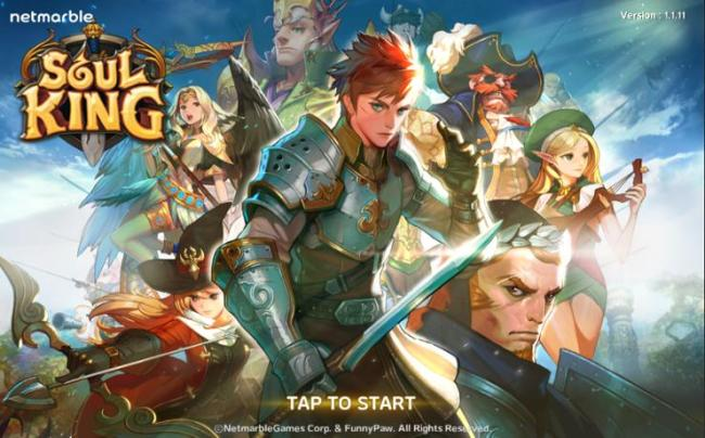 Netmarble Games to release 'Soul King' worldwide