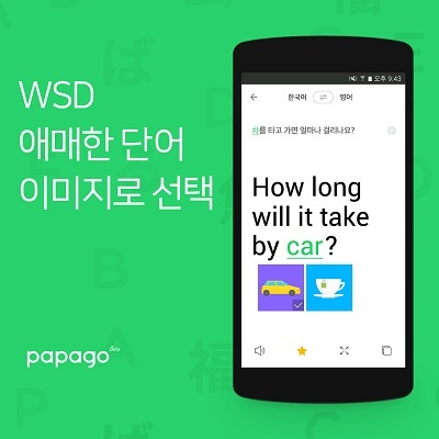 Image result for naver app papago