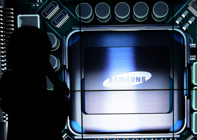 Samsung's foundry business to see 10% sales growth