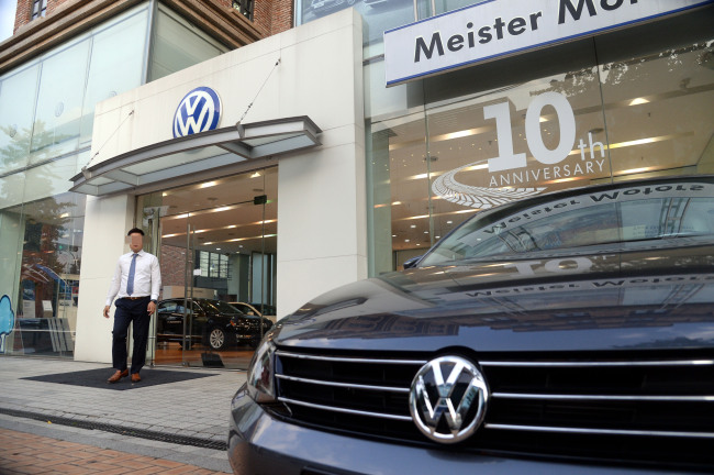 """""""The imported auto market in 2016 declined from 2015 due to the Volkswagen  scandal that led to sales slump of diesel cars and ban of certain models  after ... 4c22bad8e"""