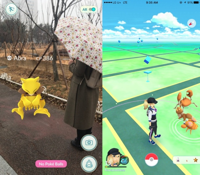 Pokemon Go' off to successful first week in Korea