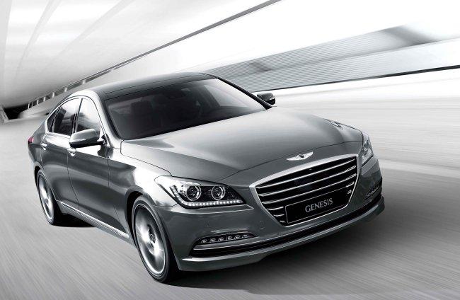 Hyundai Genesis to enter China in 2019