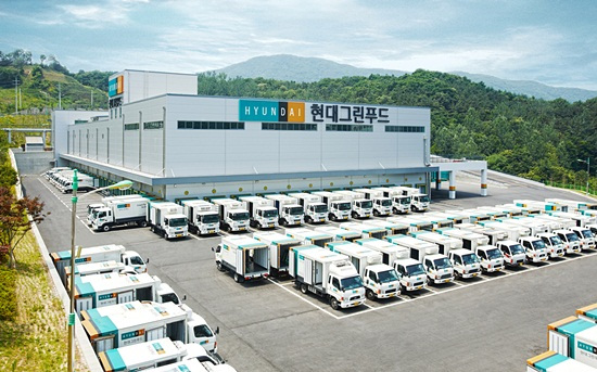 Hyundai Green Food signs W30b catering deal with KNPC