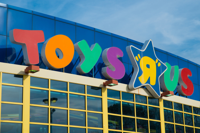Toys R Us To Sell Its Asian Unit