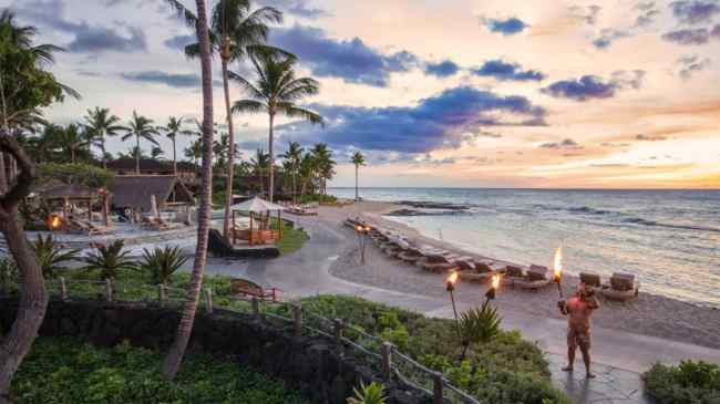 Mirae Asset Daewoo invests W110b in Four Seasons hotel in Hawaii
