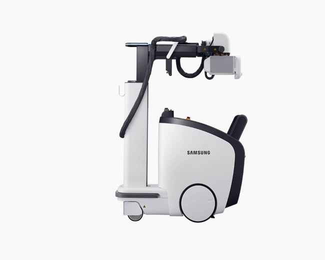Samsung showcases new ultrasound system