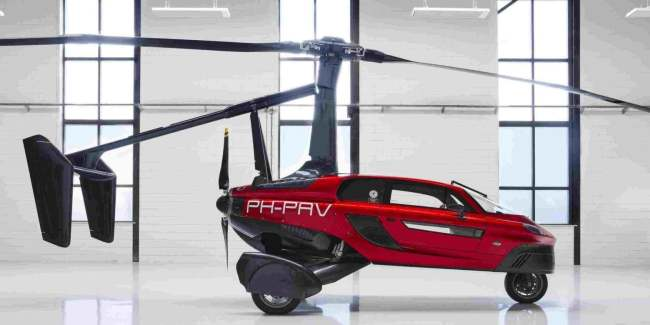 Ces 2019 Back To The Future With Flying Cars On Horizon