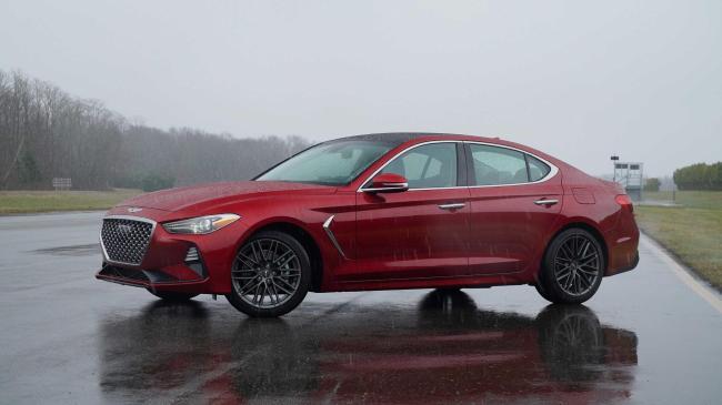 Genesis G70, Hyundai Kona win coveted awards at Detroit auto