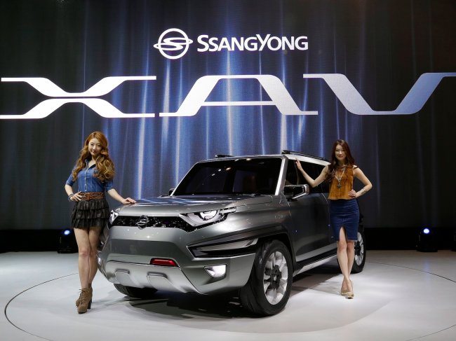SsangYong Motors to raise W50b for new car, facility investment