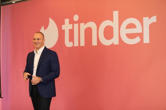 Tinder 執行長 Elie Seidman的圖片搜尋結果