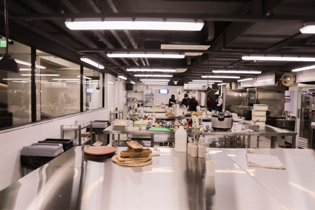 Lotte Accelerator invests W1 5b in shared kitchen startup