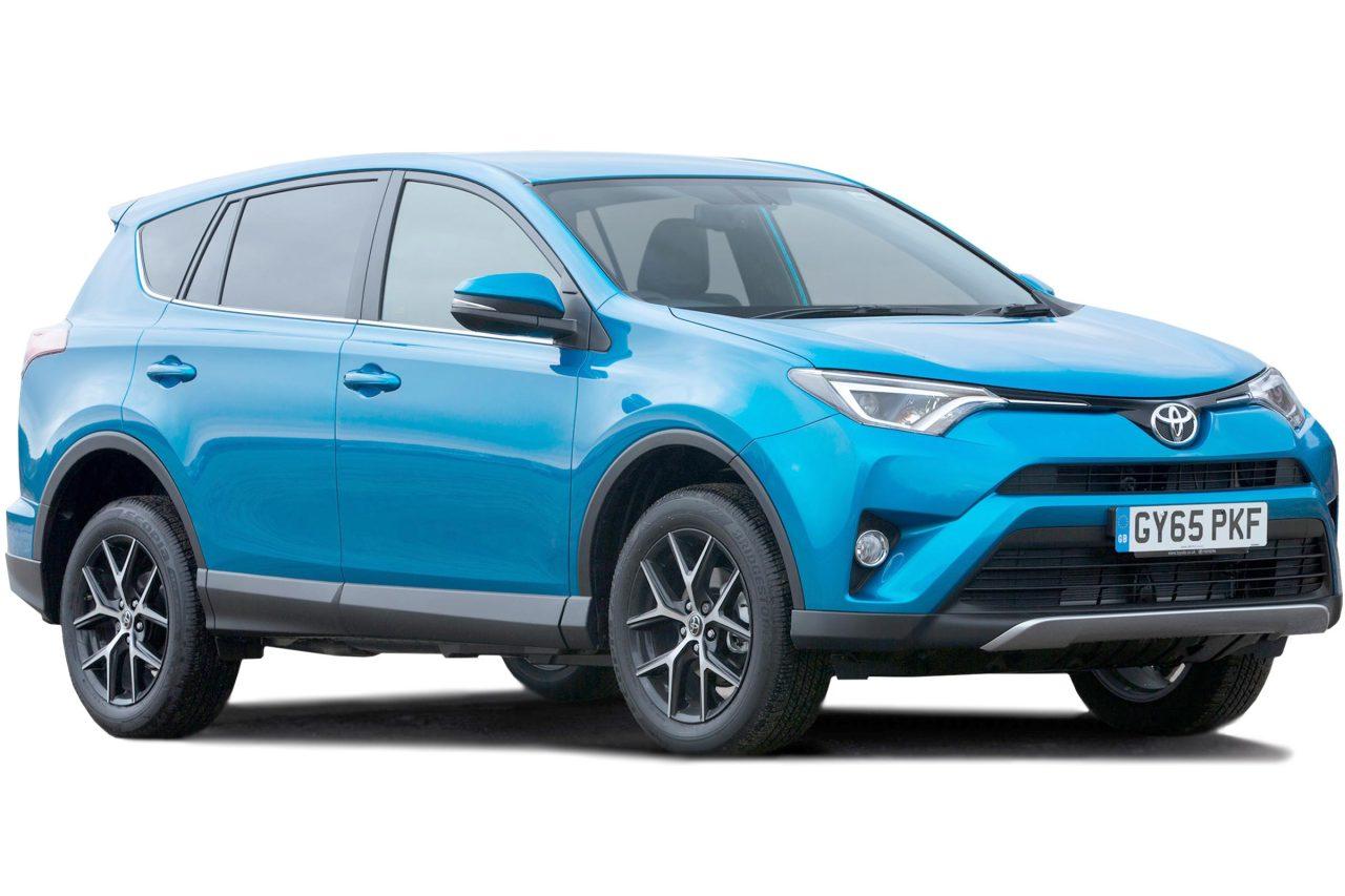 Toyota Company Latest Models >> Toyota Launches All New Rav4 In S Korea