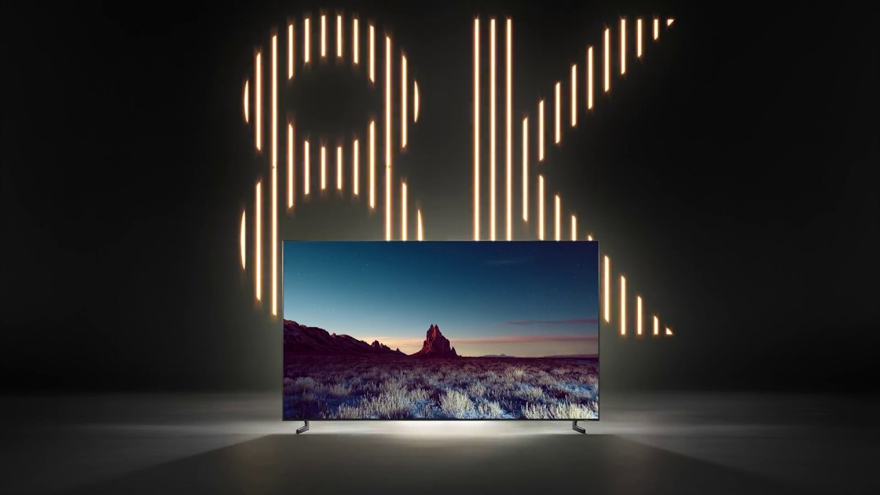 Samsung sells 8,000 QLED 8K TVs since launch