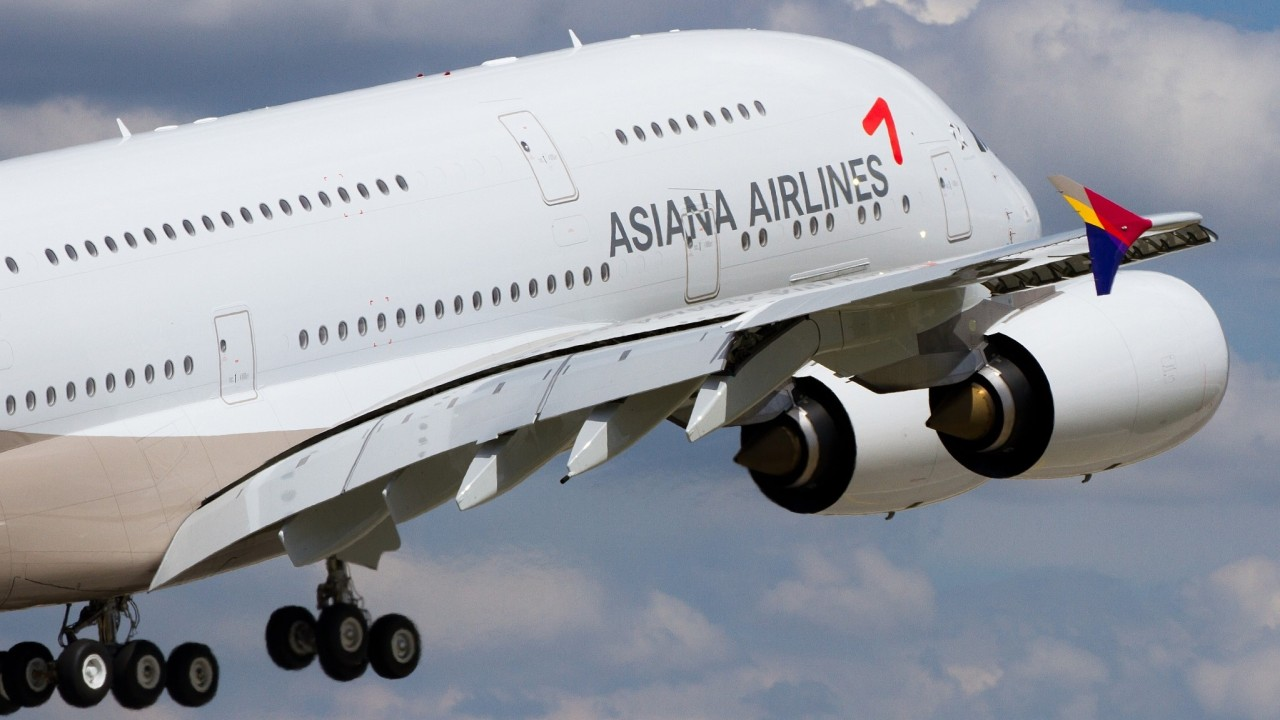 Process to sell Asiana Airlines to begin next month