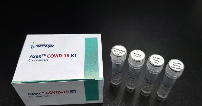 Macrogen's COVID-19 test kit approved for export