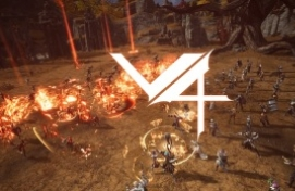 Nexon launches open-world role-playing game V4 in 150 countries