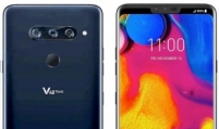 LG V40 smartphone to mix photo, video